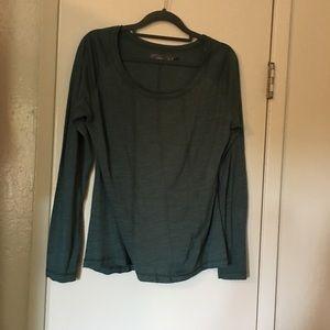 Prana Pretty Green Shirt